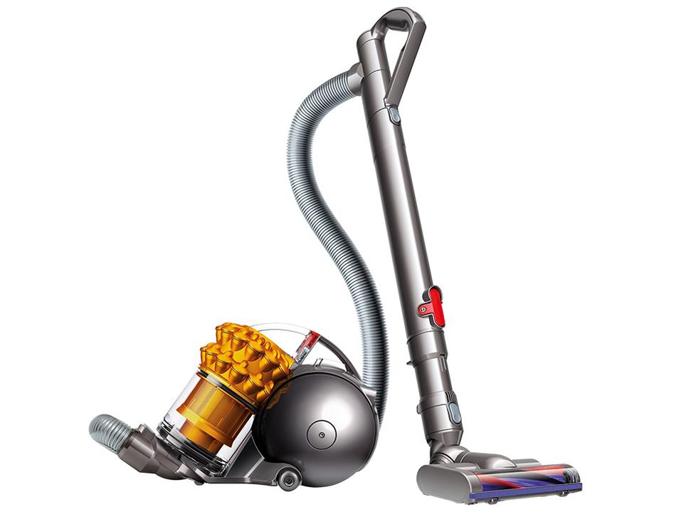 代表的なキャニスター型サイクロン式掃除機